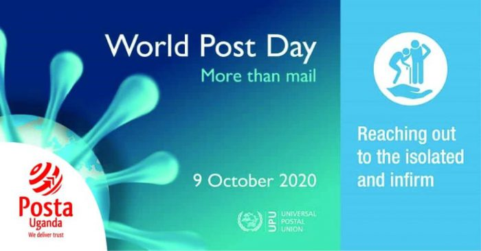 MESSAGE FROM THE MANAGING DIRECTOR ON WORLD POST DAY CELEBRATIONS
